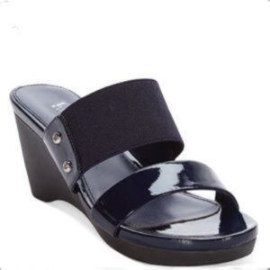 Ralph Lauren Rhianna Platform Wedge Sandal